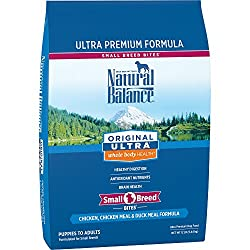 Natural Balance Original Ultra - Best Dog Food for Adult Yorkies