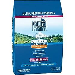 Natural Balance Original Ultra Small Breed Bites