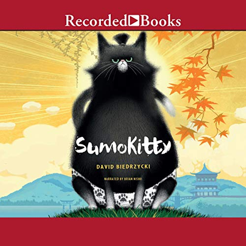 Sumokitty audiobook cover art