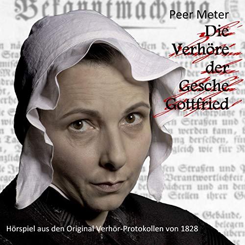 Die Verhöre der Gesche Gottfried cover art