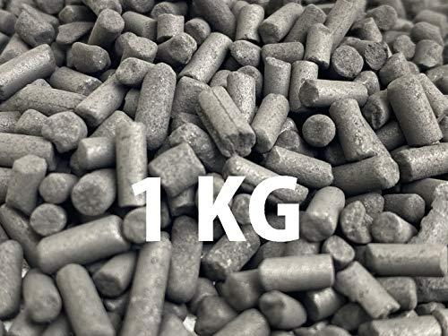 Aktivkohle pellets 3mm 1 kg, 2 kg, 4 kg, 5 kg, 10 kg, 25 kg, 50 kg (1)