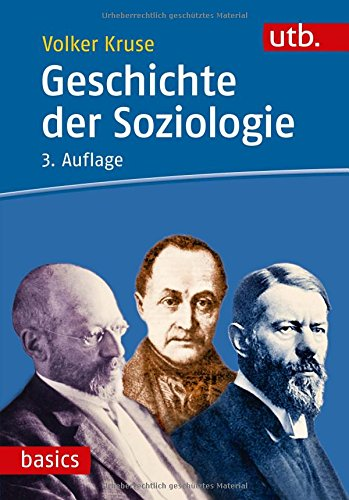 Geschichte der Soziologie (utb basics)