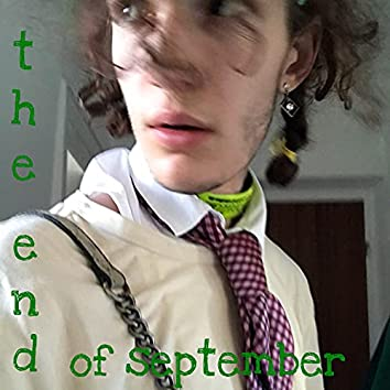 the end of september