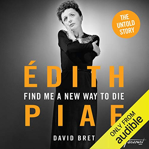 Find Me a New Way to Die audiobook cover art