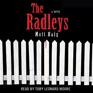 The Radleys audiobook cover art