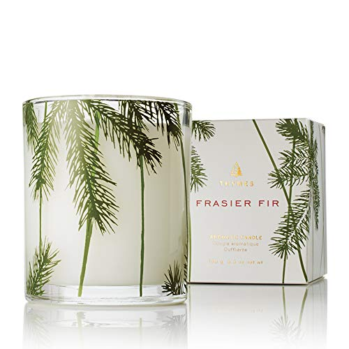 Thymes Pine Needle Frasier Fir Candle - 6.5 Oz