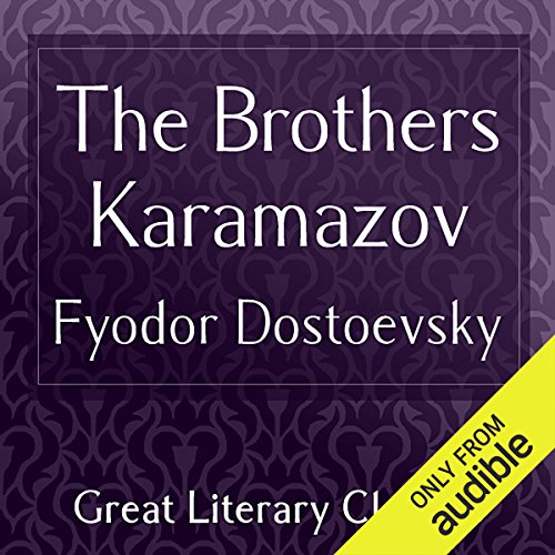 The Brothers Karamazov cover art