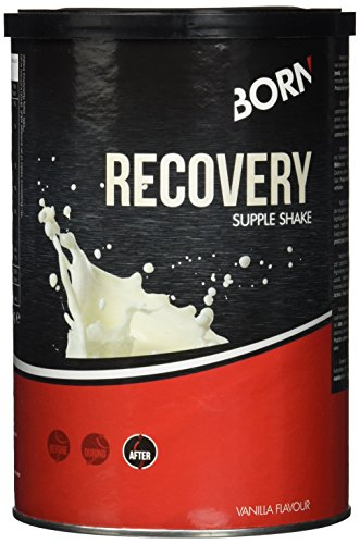 Born Supple Recovery Shake Regenerations-Getränk Dose a 450 g, 1er Pack (1 x 450 g)