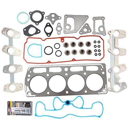 ANPART Automotive Replacement Parts Engine Kits Head Gasket Sets Fit: for Chevrolet Cavalier 2.2L 1998-2002