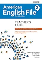 American English File: Level 2: Teacher's Guide with Teacher Resource Center