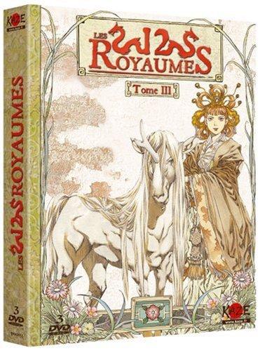 Coffret 3 Les 12 Royaumes (3 DVD) version VOSTF