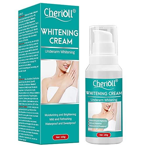 Underarm Whitening Cream,Natural Armpit Whitening Cream, Cream for Knees,...
