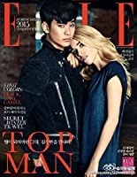 ELLE KOREA【韓国雑誌】キム・スヒョン 表紙 2015年1月