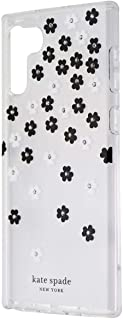 Kate Spade NY Case for Samsung Galaxy Note 10 and Note 10 5G Scattered Flowers Clear
