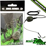Angel-Berger Ready2Fish Complete Inline Rig Karpfenmontage Carptackle
