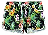 Womens Floral Swim Shorts Prin...