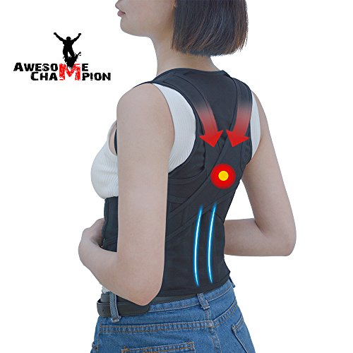 Best Quality Kids Posture Corrector and Back Support Brace, ZonBelt...