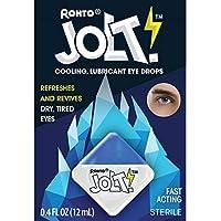 2-Pack Rohto Jolt Cooling Eye Drops 0.4 fl oz. (Lubricant)