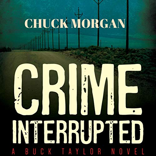 Crime Interrupted audiobook cover art