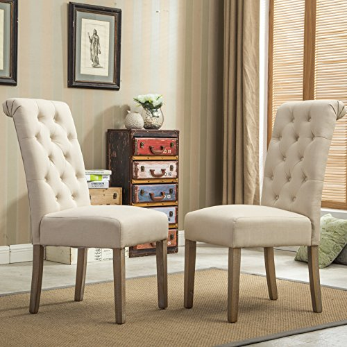 Top 16 dining chairs tan for 2020