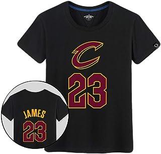 8d7eb401 Shocly Manga Corta Camiseta Lakers De Los Angeles James Kobe Bryant  Baloncesto Club para NiñOs NiñAs