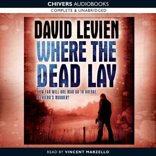 Where the Dead Lay cover art