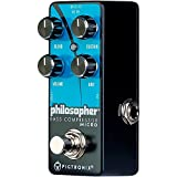 Immagine 1 pigtronix philosopher bass compressor micro