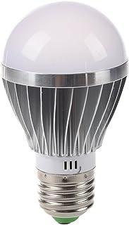 TOOGOO(R) E27 5w 12v Bombilla LED blanco de alta potencia