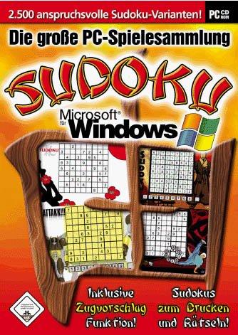 Sudoku-Die große PC-Spielesammlung