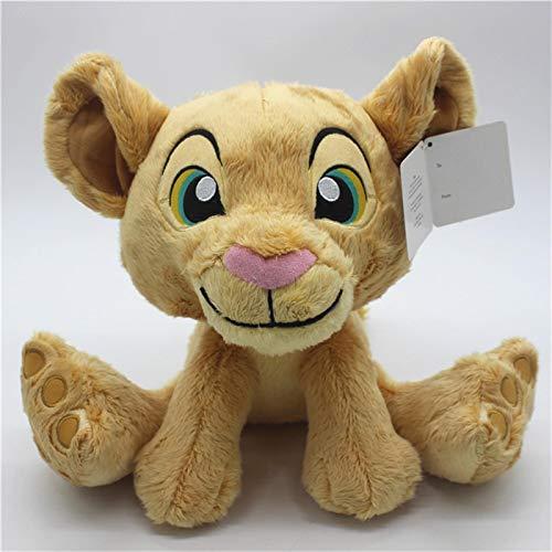 yskcsry El Rey León Simba Muñecos De Peluche Animales Peluches para Niños 25Cm