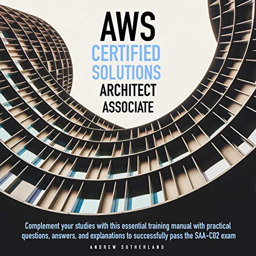 AWS-Certified Solutions Architect Associate cover art