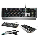 Alienware Pro Gaming Mechanical Keyboard AW768 AW168 - Magnetic Connection - USB