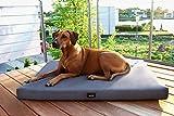 tierlando® Orthopädische Hundematratze ALICE VISCO aus robustem Polyester 600D   Antirutsch   9 cm   60 80 100 120 150 cm S M L XL XXL 10 Farben (XXL 150 x 100 cm, 3 Schwarz) - 6