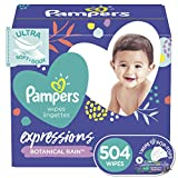 Baby Wipes, Pampers Expressions...