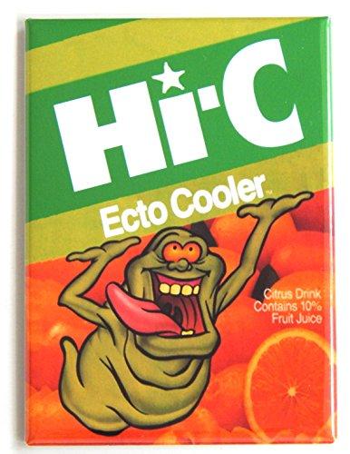 Ecto Cooler Fridge Magnet (2.5 x 3.5 inches)