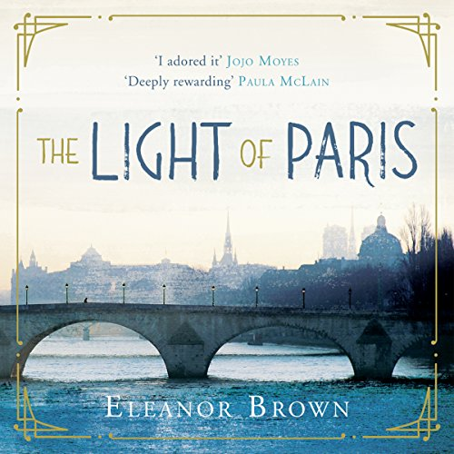 The Light of Paris cover art