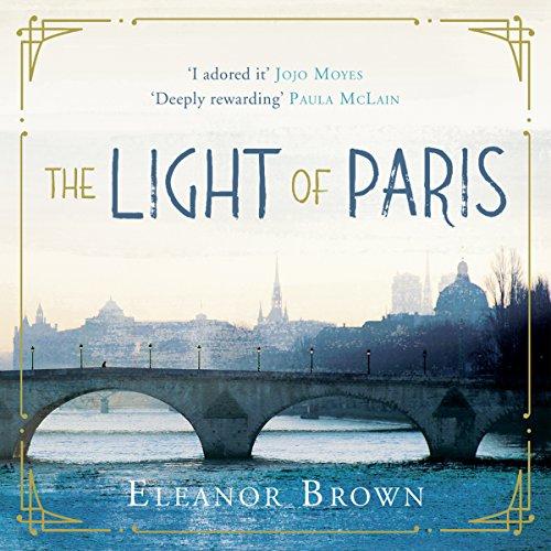 The Light of Paris audiobook cover art