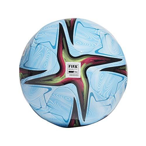 adidas CNXT21 Pro BCH Balón, Hombres, Narsol/Blanco/Negro/ROSSHO (Multicolor), 5