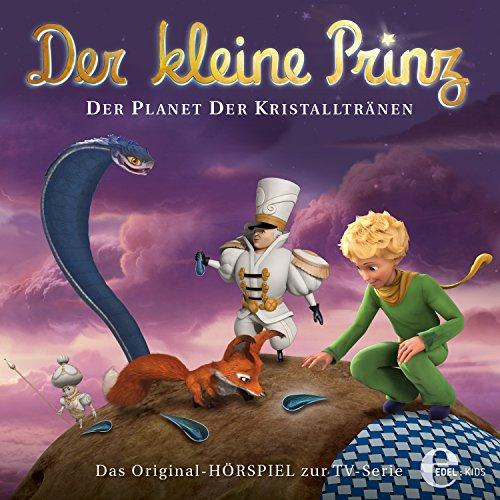 Der Planet der Kristalltränen. Das Original-Hörspiel zur TV-Serie Titelbild