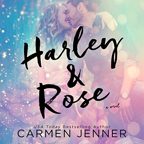 Harley & Rose audiobook cover art