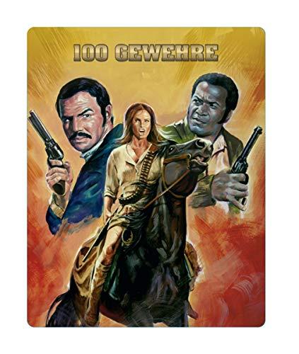100 Gewehre LTD. - Novobox Klassiker Edition LTD. [Blu-ray]