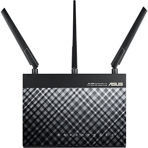 ASUS RT-AC1900 Dual Band WiFi Router