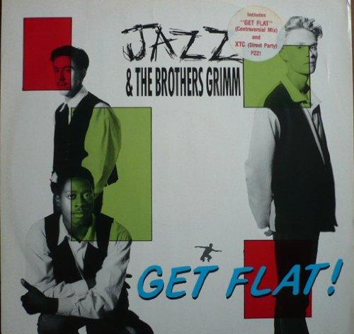 Get Flat! [Vinyl Single]