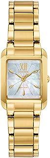 Ladies' Citizen Eco-Drive Bianca Yellow Gold-Tone Watch EW5552-53D