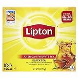 Lipton Tea Bags For A Naturally Smooth Taste Black Tea Can Help...