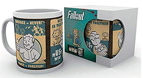 GBeye Mug - Fallout 4 Vault Poster