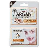 equilibra argan maschera viso anti-aging, 2 monodose