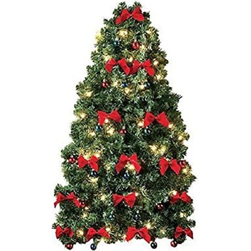 Half Wall Christmas Tree Amazon Com