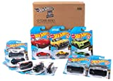 【Amazon.co.jp限定】マテル ホットウィール(Hot Wheels) ミニコレクションセット - NIGHTBURNERZ 【ミニカー 10台セット】 GTD80