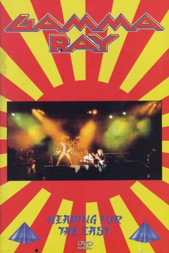 Gamma Ray - Heading for the East [Alemania] [DVD]